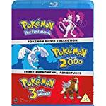 Pokemon Movie 1-3 Collection [Blu-ray]